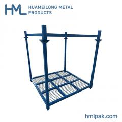 HML-7272WM Heavy duty folded metal tire storage