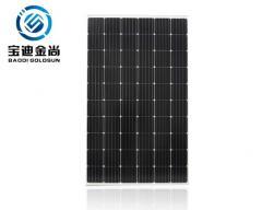 Temiz enerji Trina ISO9001 5BB güneş pv panel