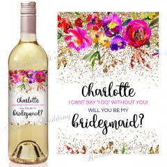 Custom Wine bottle Labels stickers