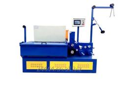 Cl-21d Two Heads Water Tank Wire Drawing Machine