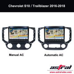 2 Din Audio System Chevrolet S10 2016 17 18 #10