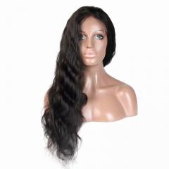 Body wave  full lace wig 10A