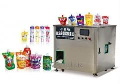 HF-ZLD-D small automatic standing bag  filling and