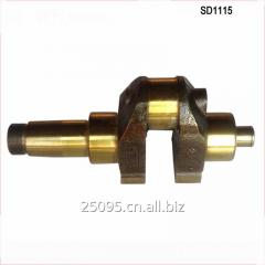 Changfa Changchai SD1115 Diesel Engine Crankshaft