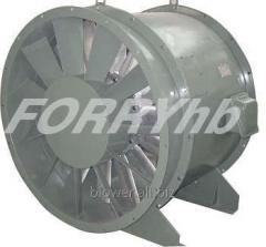 TEF series axial tunnel fan