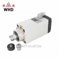 Air Cooled 4.5KW ER32 CNC Router Spindle Motor