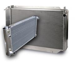 Radiators for special machinery