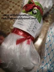 Monofilament fishing nets0.30-0.40-0.50mm 48md