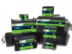 Deep cycle 12.8v 100ah lithium ion battery Group