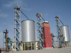 Grain Storage Drying Machine