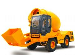 Synbon Self Loading Concrete Truck Mixer SYM2600