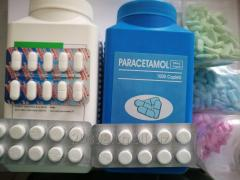 ACETAMINOPHEN/ PARACETAMOL TABLET 500MG