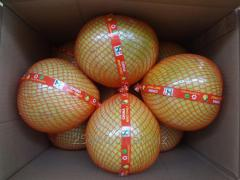 2019 oro miel fresco Pomelo de China