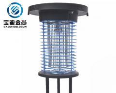 2019 ETL Монн свет комаров лампа для дорожки патио