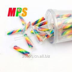 Multi-color Mini  Stick Sweet Hard Candy