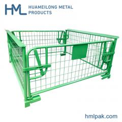 Logistic high quality metallic china welded pallet