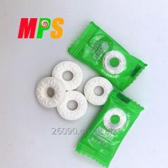 Психическое конфеты сахара бесплатно Мятные