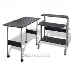 Письменный стол и шельфа