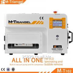 LCD Vacuum Laminating Machine MT102