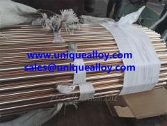 Alaşım 25 C17200 berilyum bakır Bar ASTM B196