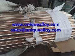 CB101 Beryllium Copper Bar