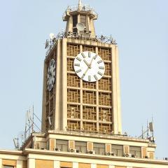 Europe Popular Tower Clock System