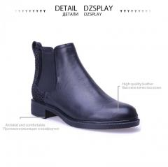Comfortable women leather shoes