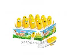 Банан спрей конфеты