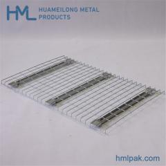 Durable fabricated waterfall galvanized steel
