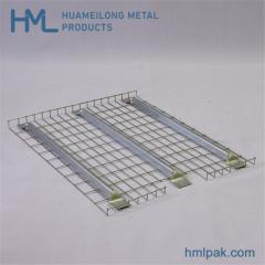 Industrial china grid galvanized wire mesh decking