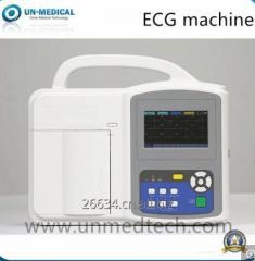 Portable Digital Hospital Electrocardiograph 12