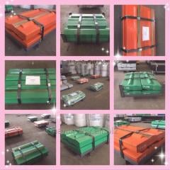 Mobile Crushing Plant (Wear  Parts)