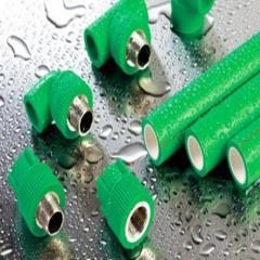 Verde tubi PPR e raccordi PPR