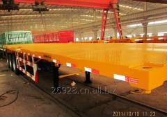 40ft container semi trailer
