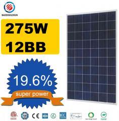 275w 12BB Solar Panel