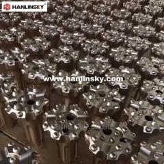 Chinese Analogue Russian KNSH-130 Button Bit for