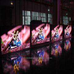 HD Full color LED signos al aire libre, P5 video