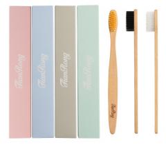 Бамбук зубная щетка