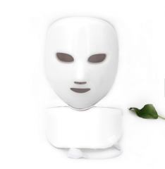 LED facial mask skin whitening LED lights