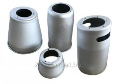 Sheet metal parts &