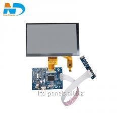 Дисплей lcd с сенсорным USB и HDMI водитель доска