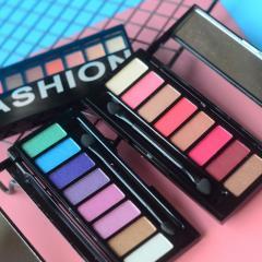 8 Colors Private Label Wholesale Cosmetics