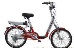 Solar E-bike TDN010Z-r