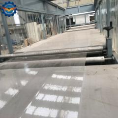 Tian frp 凝胶涂层屋面造板机