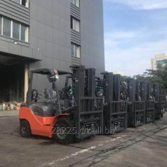 LPG&Gasoline Forklift With PSI Engine 2.0