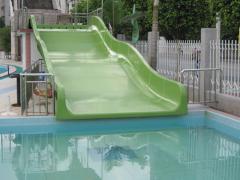 Family wide slide