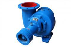 HW horizontal mixed flow pump drainage pump supply