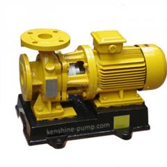 GBW horizontal centrifugal chemical pump for