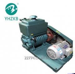 2X-8 1.1kw two stage oil rotary vane vacuum pump
