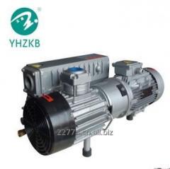 XD-040 1.5kw single stage oil rotary vane vacuum